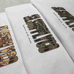 SLSUPPLYCO tshirt camo woodland spray urbanwear uk
