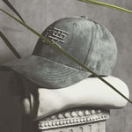 SL X CHN Ball Cap Grey