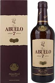 Abuelo Ron 7 YRS