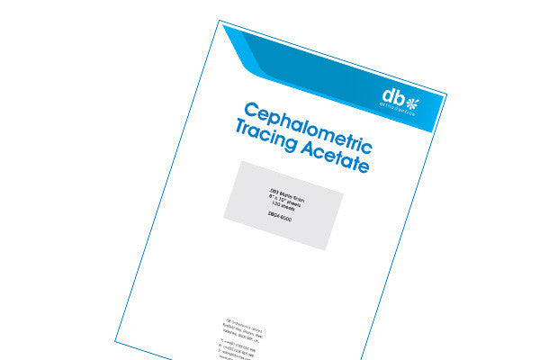 Acetate Sheets for Cephalometric Tracing