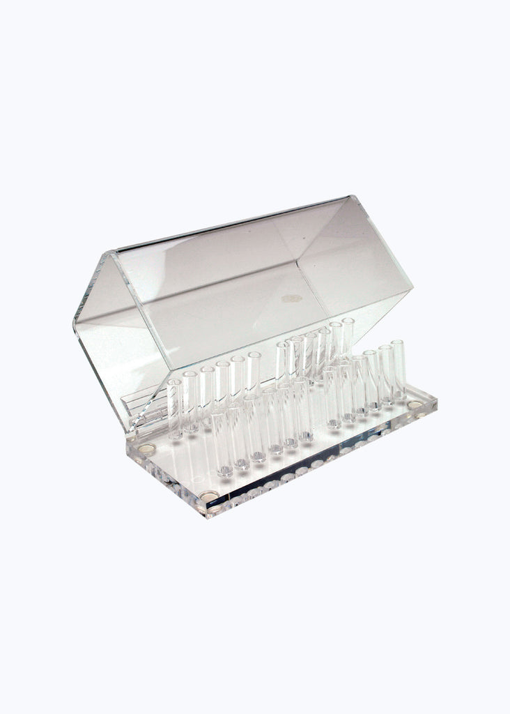 Clear Acrylic Wire Holder with Lid
