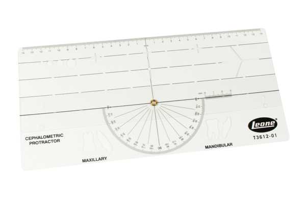 Cephalometric Tracing Protractor