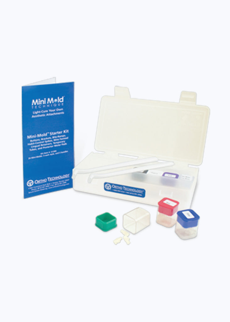Mini-Mold Assorted Starter Kit