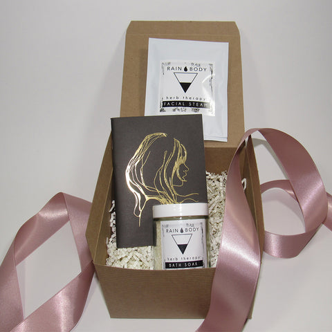 Spa Gift Set - Limited Edition (Black)
