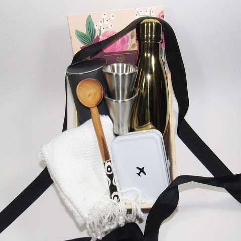 Tea and Tonic (Deluxe) Gift Basket