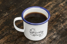 Witches Brew - Engraved Enamel Mug - One Mama One Shed