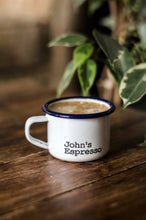 Personalised Espresso Cup - One Mama One Shed