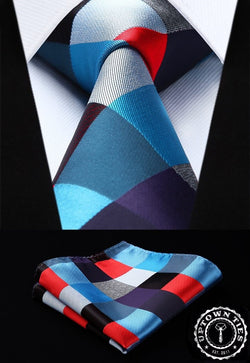 The All American: 2pc Set - Uptown Ties