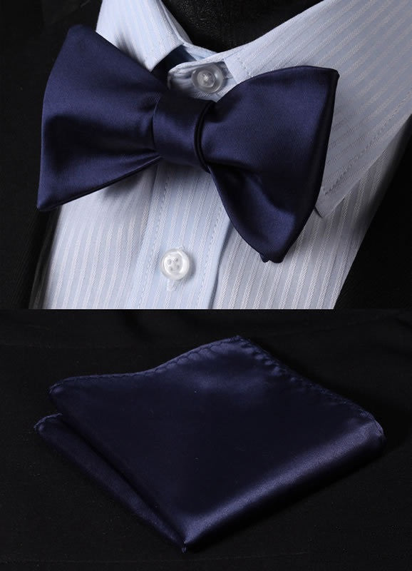 The Rebel - w/ Pocket Square - Uptown Ties