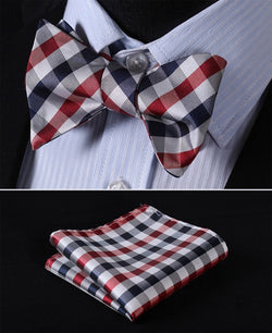 Top Rated - w/ Pocket Square - Uptown Ties