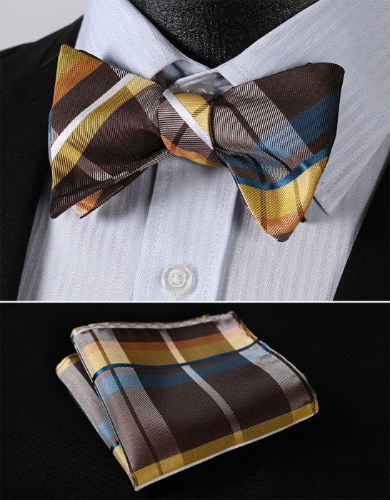 Your Excellency - w/ Pocket Square - Uptown Ties