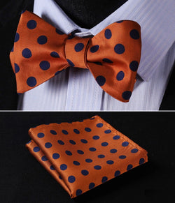 The Duke - w/ Pocket Square - Uptown Ties