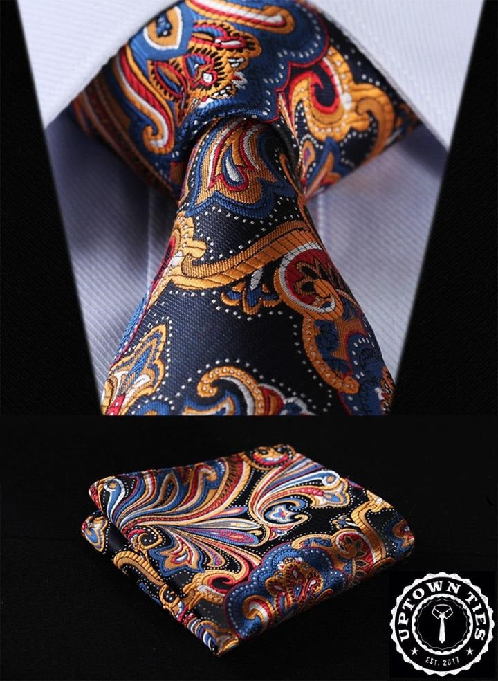 Intricate Flow: 2pc Set - Uptown Ties