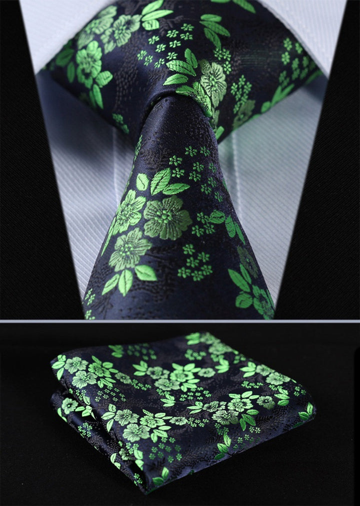 The Seattle - w/ Pocket Square - Uptown Ties