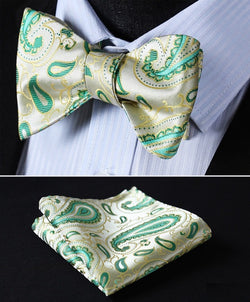 Ciao - w/ Pocket Square - Uptown Ties