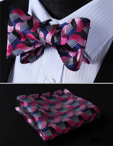 The Noble - w/ Pocket Square - Uptown Ties