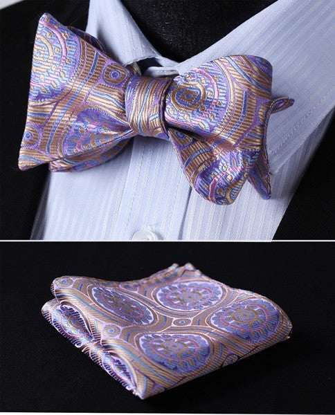 The Thriller - w/ Pocket Square - Uptown Ties