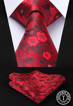 The Blossom: 2pc Set - Uptown Ties