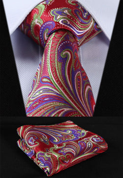 The Element (XL): 2pc Set - Uptown Ties