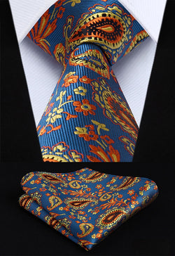 Catania (XL): 2pc Set - Uptown Ties
