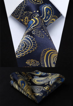 The Palermo (XL): 2pc Set - Uptown Ties