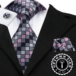 The Nobleman: 3pc Set - Uptown Ties