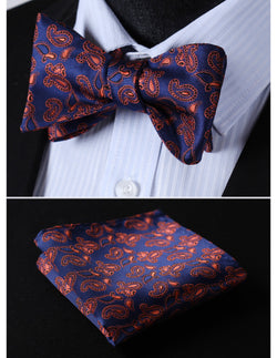 The Seductive - w/ Pocket Square - Uptown Ties
