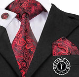 Solar Flare: 3pc Set - Uptown Ties