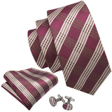 Plaid Made: 3pc - Uptown Ties