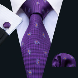 Vibrant Purple (2-3 Day Shipping) - Uptown Ties