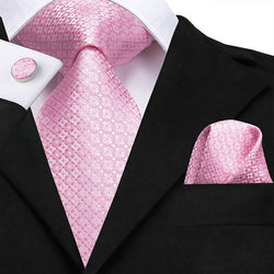 Pure Fashion Pink: 3pc - Uptown Ties