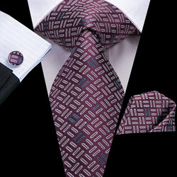 Equal: 3pc - Uptown Ties