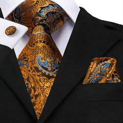 Bronze Filigree (2-3 Day Shipping) - Uptown Ties