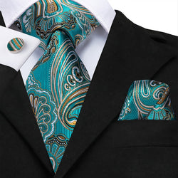 Miami Paisley (2-3 Day Shipping) - Uptown Ties