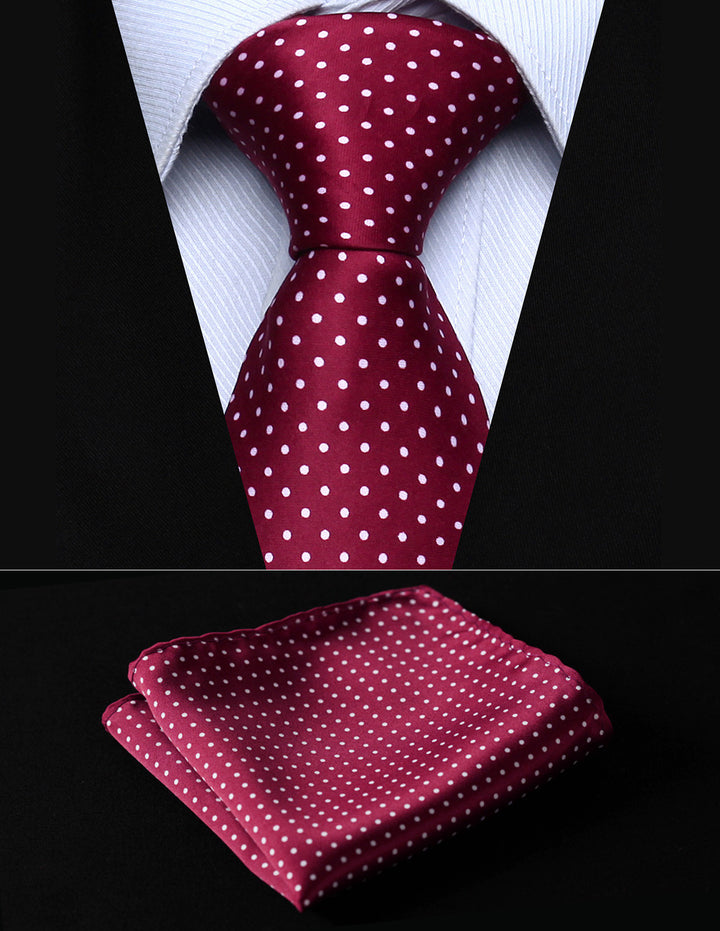 The Harold - w/ Pocket Square - Uptown Ties
