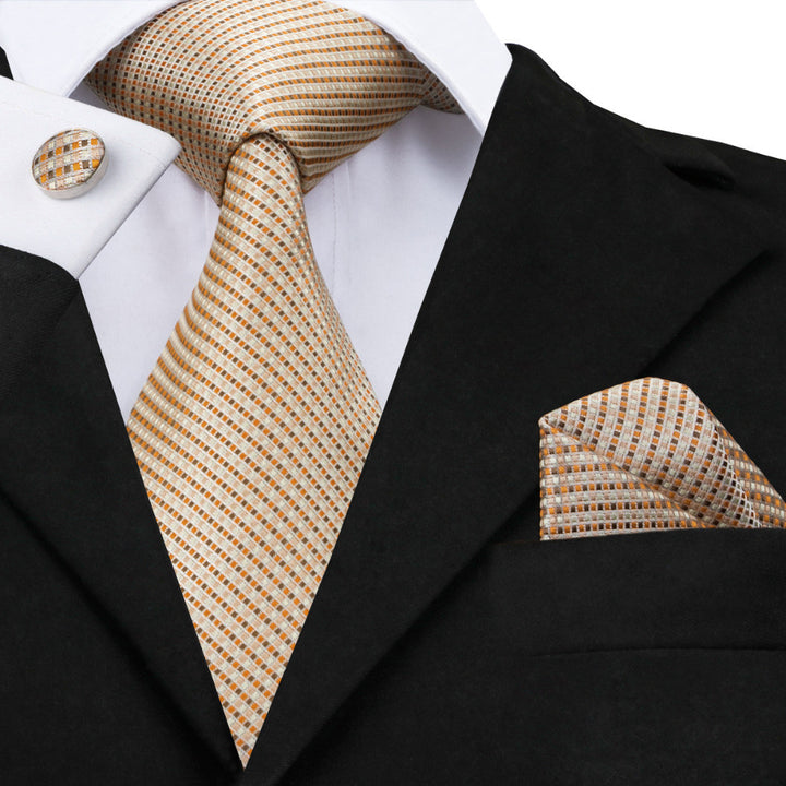 Refined Stripe: 3pc Set - Uptown Ties