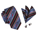 The Red Eye: 3pc Set - Uptown Ties