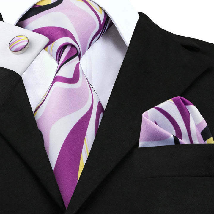 Purple Dream : 3pc - Uptown Ties