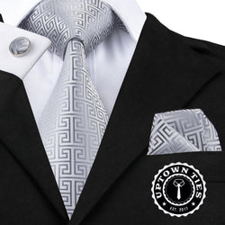 The Greek: 3pc Set - Uptown Ties