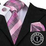 The Anderson: 3pc Set - Uptown Ties