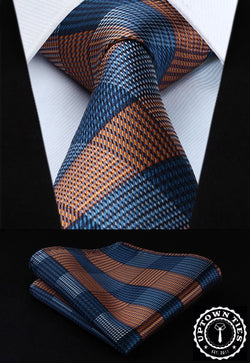 Classic Framework: 2pc Set - Uptown Ties