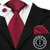 The Red Sea: 2pc Set - Uptown Ties