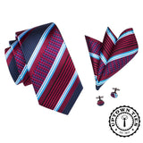 Legion Stripe: 3pc Set - Uptown Ties