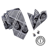 Paisley Crisscross: 3pc Set - Uptown Ties