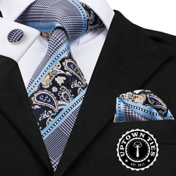 The Concord: 3pc Set - Uptown Ties