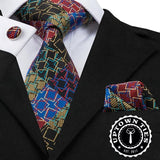 The Imani: 3pc Set - Uptown Ties