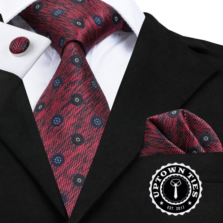 Autumn Dot: 3pc Set - Uptown Ties