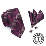 Paisley Phase: 3pc Set - Uptown Ties