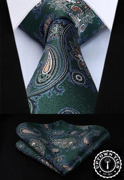 Hunter Paisley: 2pc Set - Uptown Ties