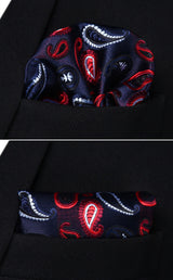 Paisley Tron: 2pc Set - Uptown Ties